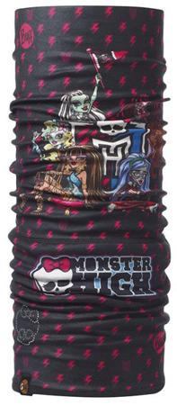 Buff Monster High Junior Polar Kolor: Fear Book/Black