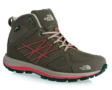Buty damskie The North Face Litewave MID GTX