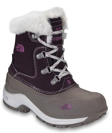 Buty dziewczęce The North Face McMurdo Boot