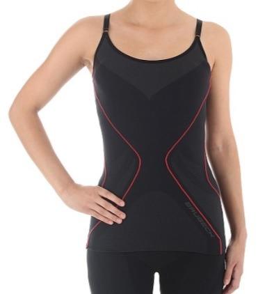 Koszulka damska Brubeck Fit Balance CM10010