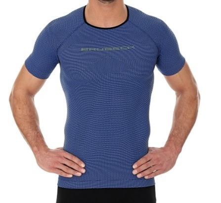 Koszulka męska Brubeck 3D PRO RUN SS11920