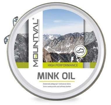 Pasta Mountval Mink Oil