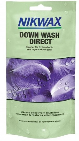 Płyn do prania Nikwax Down Wash Direct 100 ml