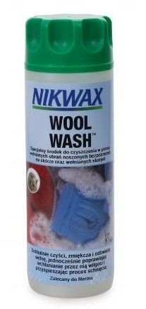 Płyn do prania Nikwax Wool Wash 300 ml
