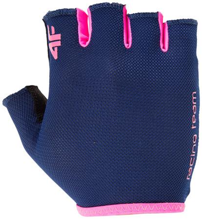 Rękawiczki rowerowe damskie 4F H4L17-RRD001