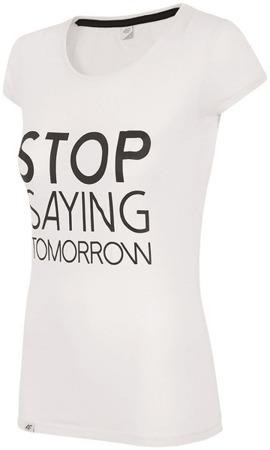 T-shirt 4F T4L16-TSD009