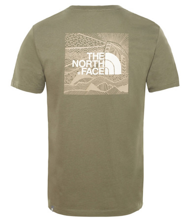 T-shirt męski The North Face Redbox Celebration Tee